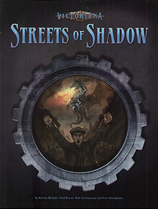 Spirit Games (Est. 1984) - Supplying role playing games (RPG), wargames rules, miniatures and scenery, new and traditional board and card games for the last 20 years sells Streets of Shadow