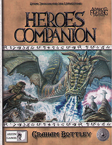 Spirit Games (Est. 1984) - Supplying role playing games (RPG), wargames rules, miniatures and scenery, new and traditional board and card games for the last 20 years sells Heroes Companion