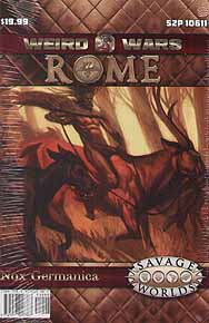Spirit Games (Est. 1984) - Supplying role playing games (RPG), wargames rules, miniatures and scenery, new and traditional board and card games for the last 20 years sells Weird Wars: Rome - Nox Germanica