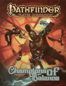 Spirit Games (Est. 1984) - Supplying role playing games (RPG), wargames rules, miniatures and scenery, new and traditional board and card games for the last 20 years sells Pathfinder Player Companion: Champions of Balance
