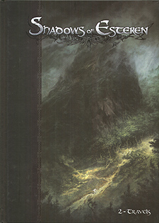 Spirit Games (Est. 1984) - Supplying role playing games (RPG), wargames rules, miniatures and scenery, new and traditional board and card games for the last 20 years sells Shadows of Esteren: Book 2 Travels