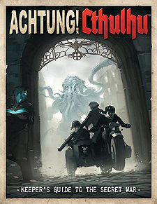 Spirit Games (Est. 1984) - Supplying role playing games (RPG), wargames rules, miniatures and scenery, new and traditional board and card games for the last 20 years sells Achtung! Cthulhu Keeper