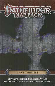 Spirit Games (Est. 1984) - Supplying role playing games (RPG), wargames rules, miniatures and scenery, new and traditional board and card games for the last 20 years sells Pathfinder Map Pack: Cave Tunnels