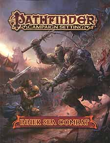 Spirit Games (Est. 1984) - Supplying role playing games (RPG), wargames rules, miniatures and scenery, new and traditional board and card games for the last 20 years sells Pathfinder Campaign Setting: Inner Sea Combat