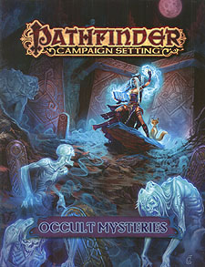 Spirit Games (Est. 1984) - Supplying role playing games (RPG), wargames rules, miniatures and scenery, new and traditional board and card games for the last 20 years sells Pathfinder Campaign Setting: Occult Mysteries