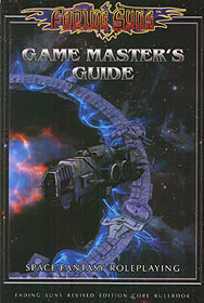 Spirit Games (Est. 1984) - Supplying role playing games (RPG), wargames rules, miniatures and scenery, new and traditional board and card games for the last 20 years sells Fading Suns Game Master
