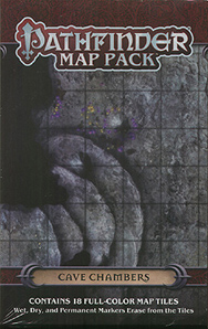 Spirit Games (Est. 1984) - Supplying role playing games (RPG), wargames rules, miniatures and scenery, new and traditional board and card games for the last 20 years sells Pathfinder Map Pack: Cave Chambers