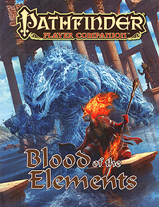 Spirit Games (Est. 1984) - Supplying role playing games (RPG), wargames rules, miniatures and scenery, new and traditional board and card games for the last 20 years sells Pathfinder Companion: Blood of the Elements