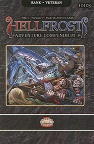 Spirit Games (Est. 1984) - Supplying role playing games (RPG), wargames rules, miniatures and scenery, new and traditional board and card games for the last 20 years sells Hellfrost: Adventure Compendium 3