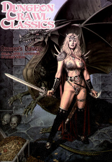 Spirit Games (Est. 1984) - Supplying role playing games (RPG), wargames rules, miniatures and scenery, new and traditional board and card games for the last 20 years sells Dungeon Crawl Classics 82.5: Dragora
