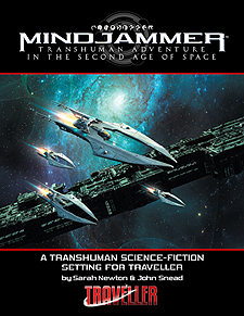 Spirit Games (Est. 1984) - Supplying role playing games (RPG), wargames rules, miniatures and scenery, new and traditional board and card games for the last 20 years sells Mindjammer: Transhuman Adventure In The Second Age Of Space