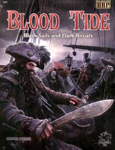Spirit Games (Est. 1984) - Supplying role playing games (RPG), wargames rules, miniatures and scenery, new and traditional board and card games for the last 20 years sells Blood Tide: Black Sails and Dark Rituals