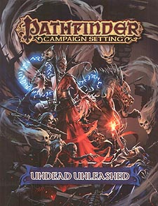 Spirit Games (Est. 1984) - Supplying role playing games (RPG), wargames rules, miniatures and scenery, new and traditional board and card games for the last 20 years sells Pathfinder Campaign Setting: Undead Unleashed
