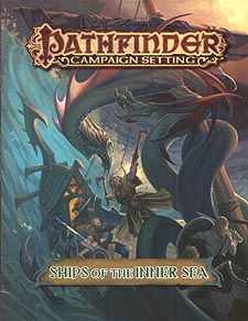 Spirit Games (Est. 1984) - Supplying role playing games (RPG), wargames rules, miniatures and scenery, new and traditional board and card games for the last 20 years sells Pathfinder Campaign Setting: Ships of the Inner Sea