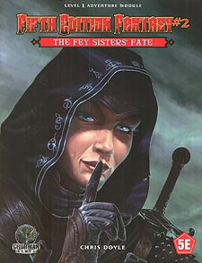 Spirit Games (Est. 1984) - Supplying role playing games (RPG), wargames rules, miniatures and scenery, new and traditional board and card games for the last 20 years sells Fifth Edition Fantasy #2: The Fey Sisters