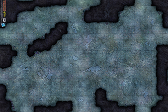 Spirit Games (Est. 1984) - Supplying role playing games (RPG), wargames rules, miniatures and scenery, new and traditional board and card games for the last 20 years sells Game Mat: Caverns of the Underdark