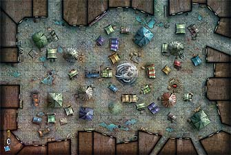 Spirit Games (Est. 1984) - Supplying role playing games (RPG), wargames rules, miniatures and scenery, new and traditional board and card games for the last 20 years sells Game Mat: Merchant