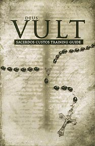 Spirit Games (Est. 1984) - Supplying role playing games (RPG), wargames rules, miniatures and scenery, new and traditional board and card games for the last 20 years sells Deus Vult: Sacerdos Custos Training Guide