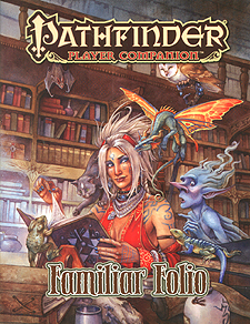 Spirit Games (Est. 1984) - Supplying role playing games (RPG), wargames rules, miniatures and scenery, new and traditional board and card games for the last 20 years sells Pathfinder Player Companion: Familiar Folio