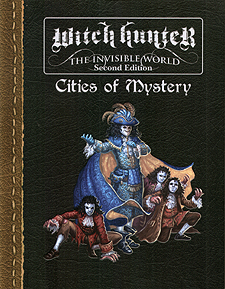 Spirit Games (Est. 1984) - Supplying role playing games (RPG), wargames rules, miniatures and scenery, new and traditional board and card games for the last 20 years sells Cities of Mystery