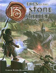 Spirit Games (Est. 1984) - Supplying role playing games (RPG), wargames rules, miniatures and scenery, new and traditional board and card games for the last 20 years sells Eyes of the Stone Thief
