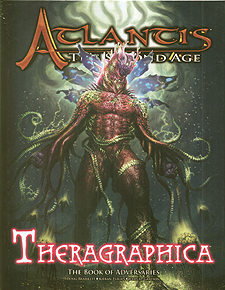 Spirit Games (Est. 1984) - Supplying role playing games (RPG), wargames rules, miniatures and scenery, new and traditional board and card games for the last 20 years sells Theragraphica: The Book of Adversaries
