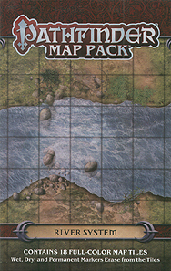 Spirit Games (Est. 1984) - Supplying role playing games (RPG), wargames rules, miniatures and scenery, new and traditional board and card games for the last 20 years sells Pathfinder Map Pack: River System