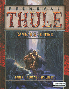 Spirit Games (Est. 1984) - Supplying role playing games (RPG), wargames rules, miniatures and scenery, new and traditional board and card games for the last 20 years sells Primeval Thule Campaign Setting (Pathfinder)