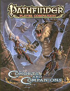 Spirit Games (Est. 1984) - Supplying role playing games (RPG), wargames rules, miniatures and scenery, new and traditional board and card games for the last 20 years sells Pathfinder Player Companion: Cohorts and Companions