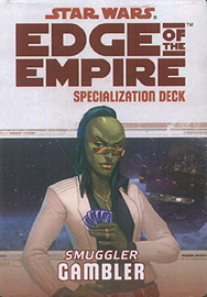 Spirit Games (Est. 1984) - Supplying role playing games (RPG), wargames rules, miniatures and scenery, new and traditional board and card games for the last 20 years sells Smuggler: Gambler Specialization Deck