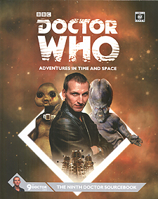 Spirit Games (Est. 1984) - Supplying role playing games (RPG), wargames rules, miniatures and scenery, new and traditional board and card games for the last 20 years sells Doctor Who: 9th Doctor Sourcebook