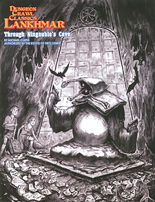 Spirit Games (Est. 1984) - Supplying role playing games (RPG), wargames rules, miniatures and scenery, new and traditional board and card games for the last 20 years sells Dungeon Crawl Classics Lankhmar: Through Ningauble