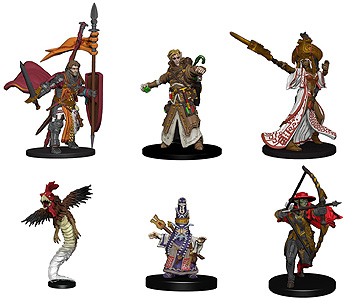 Spirit Games (Est. 1984) - Supplying role playing games (RPG), wargames rules, miniatures and scenery, new and traditional board and card games for the last 20 years sells Pathfinder Battles: Iconic Heroes Set 3