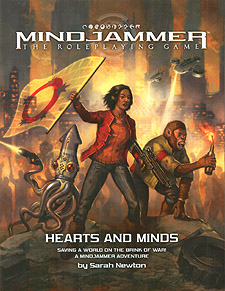 Spirit Games (Est. 1984) - Supplying role playing games (RPG), wargames rules, miniatures and scenery, new and traditional board and card games for the last 20 years sells Mindjammer: Hearts and Minds