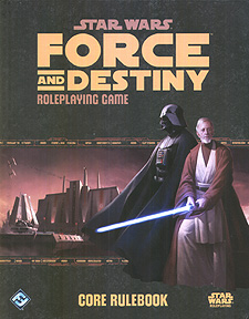 Spirit Games (Est. 1984) - Supplying role playing games (RPG), wargames rules, miniatures and scenery, new and traditional board and card games for the last 20 years sells Star Wars: Force and Destiny Core Rulebook