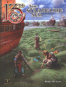 Spirit Games (Est. 1984) - Supplying role playing games (RPG), wargames rules, miniatures and scenery, new and traditional board and card games for the last 20 years sells The Strangling Sea