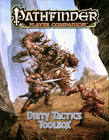 Spirit Games (Est. 1984) - Supplying role playing games (RPG), wargames rules, miniatures and scenery, new and traditional board and card games for the last 20 years sells Pathfinder Player Companion: Dirty Tactics Toolbox