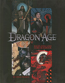 Spirit Games (Est. 1984) - Supplying role playing games (RPG), wargames rules, miniatures and scenery, new and traditional board and card games for the last 20 years sells Dragon Age Roleplaying Game Core Rulebook