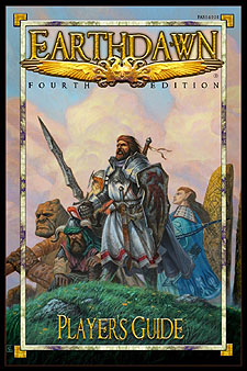 Spirit Games (Est. 1984) - Supplying role playing games (RPG), wargames rules, miniatures and scenery, new and traditional board and card games for the last 20 years sells Earthdawn Fourth Edition Player