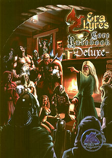 Spirit Games (Est. 1984) - Supplying role playing games (RPG), wargames rules, miniatures and scenery, new and traditional board and card games for the last 20 years sells Era: Lyres Core Rulebook Deluxe Softback