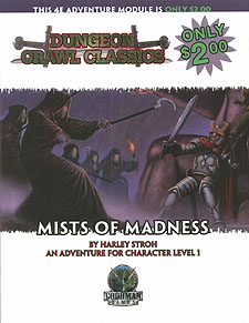 Spirit Games (Est. 1984) - Supplying role playing games (RPG), wargames rules, miniatures and scenery, new and traditional board and card games for the last 20 years sells Dungeon Crawl Classics: Mists of Madness