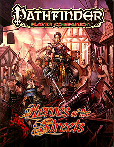 Spirit Games (Est. 1984) - Supplying role playing games (RPG), wargames rules, miniatures and scenery, new and traditional board and card games for the last 20 years sells Pathfinder Player Companion: Heroes of The Streets