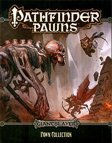 Spirit Games (Est. 1984) - Supplying role playing games (RPG), wargames rules, miniatures and scenery, new and traditional board and card games for the last 20 years sells Pathfinder Pawns: Giantslayer Pawn Collection