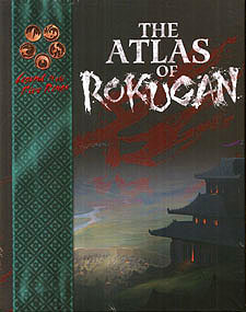 Spirit Games (Est. 1984) - Supplying role playing games (RPG), wargames rules, miniatures and scenery, new and traditional board and card games for the last 20 years sells The Atlas of Rokugan