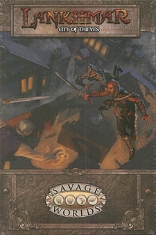 Spirit Games (Est. 1984) - Supplying role playing games (RPG), wargames rules, miniatures and scenery, new and traditional board and card games for the last 20 years sells Lankhmar: City of Thieves Limited Edition Hardback