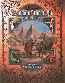Spirit Games (Est. 1984) - Supplying role playing games (RPG), wargames rules, miniatures and scenery, new and traditional board and card games for the last 20 years sells Lands of the Nile