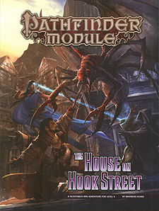 Spirit Games (Est. 1984) - Supplying role playing games (RPG), wargames rules, miniatures and scenery, new and traditional board and card games for the last 20 years sells Pathfinder Module: The House on Hook Street