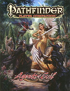 Spirit Games (Est. 1984) - Supplying role playing games (RPG), wargames rules, miniatures and scenery, new and traditional board and card games for the last 20 years sells Pathfinder Player Companion: Agents of Evil