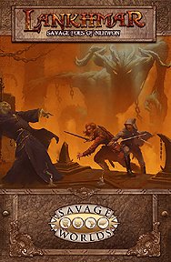 Spirit Games (Est. 1984) - Supplying role playing games (RPG), wargames rules, miniatures and scenery, new and traditional board and card games for the last 20 years sells Lankhmar: Savage Foes of Nehwon Limited Edition Hardback