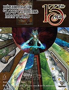 Spirit Games (Est. 1984) - Supplying role playing games (RPG), wargames rules, miniatures and scenery, new and traditional board and card games for the last 20 years sells High Magic and Low Cunning Map Folio